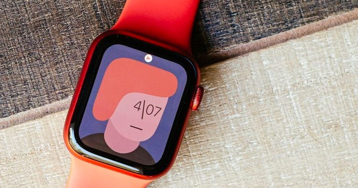 Win the latest Apple Watch Series 6