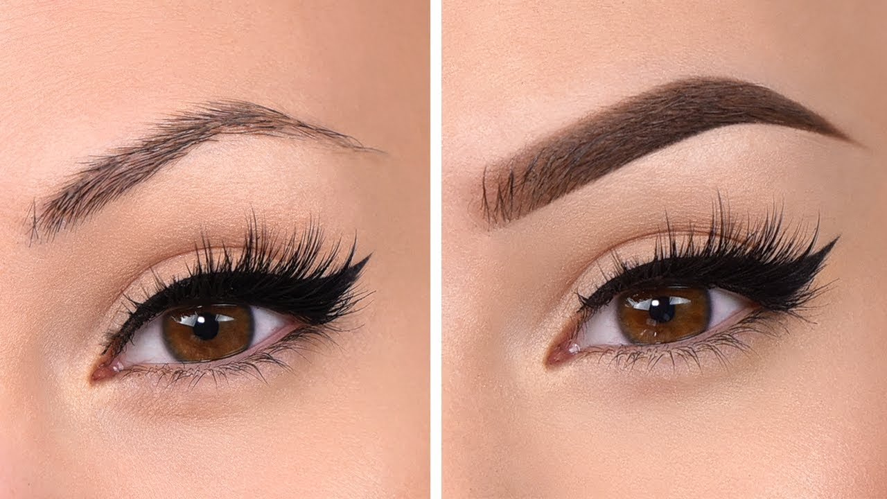 Steps to Achieve the Best Eyebrows